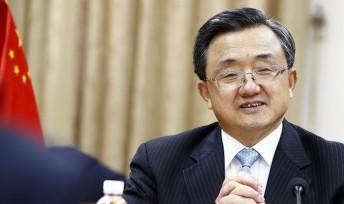 Thứ trưởng Ngoại giao Trung Quốc Lưu Chấn Dân. Ảnh: PetroTimes