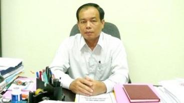 Cái mặt của ông quan đầu tỉnh An Giang, Vương Bình Thạnh, bị một Facebooker đưa lên FB. Ảnh: Infonet