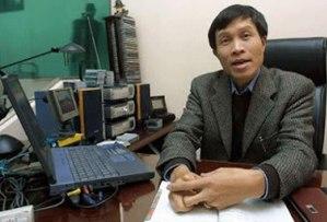 "Blogger ""Anh Ba Sàm"" Nguyễn Hữu Vinh"