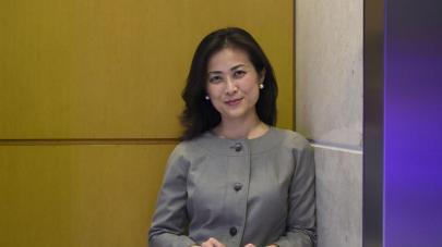 Bà Elizabeth Phu, phụ tá TT Obama, phụ trách về chính sách Đông Nam Á. Ảnh: báo LA TImes