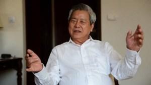 Ông Kim Quốc Hoa, TBT báo Người Cao Tuổi. Nguồn: báo TP