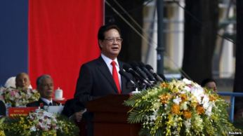 Thủ tướng Việt Nam Nguyễn Tấn Dũng. Ảnh: Reuters