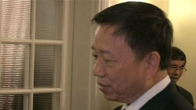 Luật sư hy vọng Thượng tướng Tô Lâm, Thứ trưởng Bộ Công an, sẽ 'giữ lời'. Nguồn ảnh: BBC