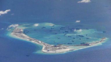 Hoạt động của Trung Quốc trên Biển Đông gây quan ngại cho nhiều quốc gia và chủ thể có lợi ích liên quan ở khu vực. Photo: Reuters