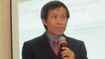 Blogger Ba Sàm Nguyễn Hữu Vinh bị bắt giam từ ngày 05/5/2014 và tới nay vẫn chưa được Chính quyền VN đưa ra xét xử.