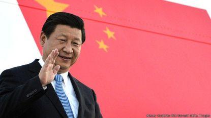 Ông Tập thăm Việt Nam ngay trước thềm Đại hội 12. Photo: Alexey Kudenko RIA Novosti Getty Images