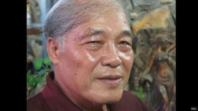 Tiến sỹ Vũ Cao Phan nói ít nhất ngư dân Việt Nam phải được đánh cá tại những nơi họ từng hoạt động ở Hoàng Sa. Ảnh: BBC