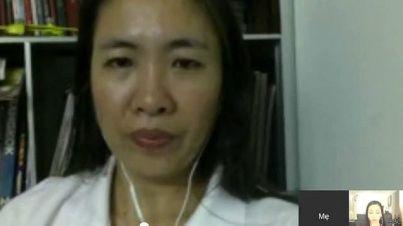 Bà Như Quỳnh nói Việt Nam cần bảo vệ quyền lợi của ngư dân ngay cả khi muốn có quan hệ tốt hơn với Trung Quốc. Photo: BBC