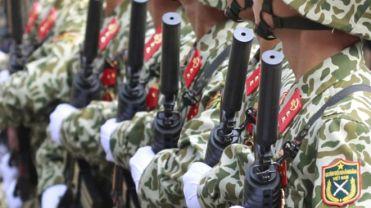 Quân đội Việt Nam đang tăng cường vũ trang để phòng ngừa xung đột