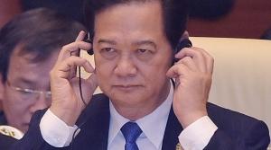 Thủ Tướng CSVN Nguyễn Tấn Dũng. (Hình: Getty Images)