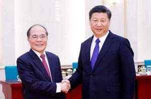 VNTB - Việt Nam sắp đại biến, Chủ tịch Quốc hội cầu cứu Tập Cận Bình