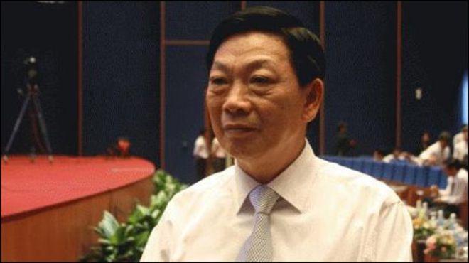 Cựu Chủ tịch Hà Nội, ông Nguyễn Thế Thảo nắm giữ cương vị này liên tục từ 2008 - 2015. Photo: BBC
