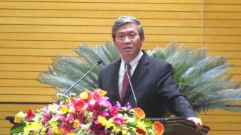 Trưởng Ban Tuyên giáo TƯ Đinh Thế Huynh. Ảnh: VNN