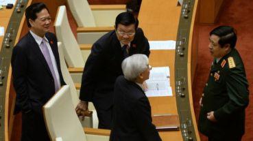 Đại hội đảng cộng sản Việt Nam lần thứ 12 sắp diễn ra trong vài ngày tới. Photo: Getty.