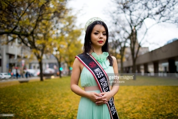 Cô Anastasia Lin. Nguồn: Getty