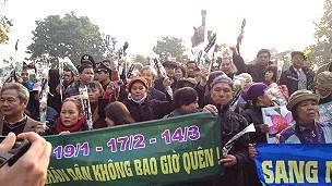 Sự kiện mất Hoàng Sa đang được bàn luận trở lại ở Việt Nam. Ảnh: internet