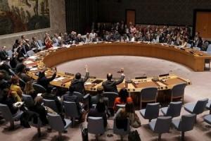 Một phiên họp của Hội đồng Bảo an Liên Hợp Quốc. Ảnh: Reuters