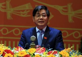 Bộ trưởng KH - ĐT Bùi Quang Vinh phát biểu tại Đại hội XII