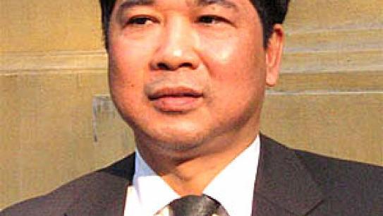 Tiến sĩ Cù Huy Hà Vũ - DR