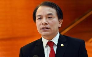 Phó Chánh Văn phòng Trung ương Đảng Lê Quang Vĩnh. Ảnh: VOV