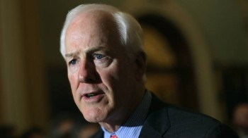 TNS John Cornyn. Ảnh: Getty