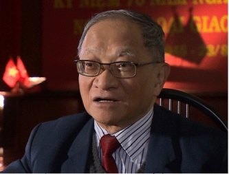 Ông Lê Đăng Doanh. Ảnh: screen shot từ BBC