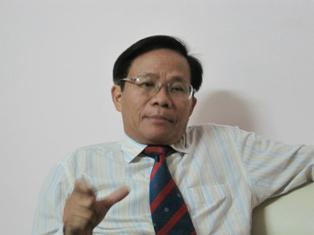 TS Đinh Hoàng Thắng. Nguồn ảnh: Blog Tễu