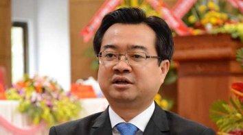 Nguyễn Thanh Nghị, con trai ông Nguyễn Tấn Dũng. (Hình: VNN)