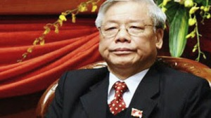 """""""Cụ Tổng"""" Nguyễn Phú Trọng. Nguồn ảnh: internet."""