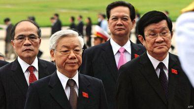 Đại hội Đảng Cộng sản Việt Nam lần thứ 12 dự kiến khai mạc vào hạ tuần tháng 01/2016. Photo: AFP