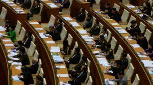 Quốc hội Việt Nam. Photo: Getty
