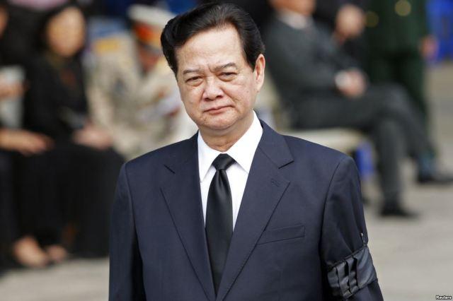 Thủ tướng Nguyễn Tấn Dũng. Nguồn: Reuters.