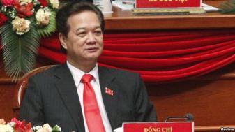 TT Nguyễn Tấn Dũng. Nguồn: Reuters.