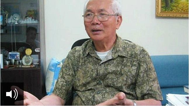 Ông Trần Quốc Thuận. Ảnh: BBC