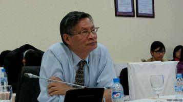Tiến sỹ Nguyễn Quang A cho rằng đã có chuyển biến trong nhận thức của giới lãnh đạo và chính quyền ở Việt Nam về xã hội dân sự. vepr.edu.vn