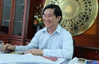 Ông Huỳnh Văn Hạnh. Nguồn: báo PLTP