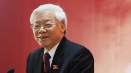 Tổng bí thư Đảng Cộng sản Việt Nam Nguyễn Phú Trọng. Ảnh: Reuters