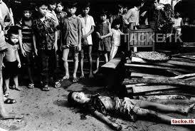 Những học sinh, nạn nhân bị thảm sát ở trường học Cai Lậy