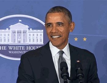 TT Barack Obama. Ảnh: internet