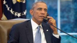 Tổng thống Obama 'rất yếu về đối ngoại', theo tác giả. Photo: Getty