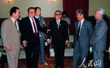 Lãnh đạo VN - TQ gặp gỡ tại Hội nghị Thành Đô. Nguồn: internet