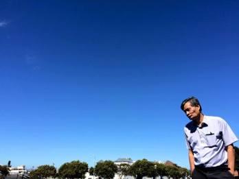 Tiến sĩ Nguyễn Quang A. Ảnh: Trịnh Hữu Long.