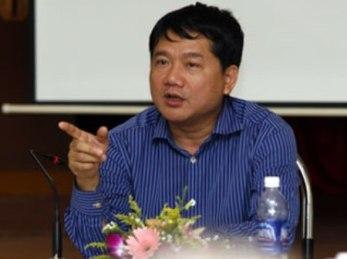 Đinh La Thăng - Cộng sản miền Bắc vào Nam cai trị. Nguồn: internet