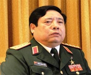 Tướng 4 sao Phùng Quang Thanh. Nguồn: internet