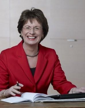 Nghị sĩ Marie-Luise Dött. Ảnh: internet