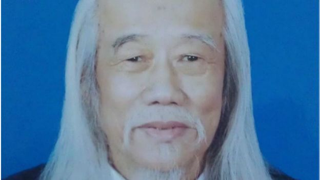 """Giáo sư Nguyễn Đình Cống nói ông """"từ bỏ Đảng"""". Ảnh: FB Nguyễn Đình Cống"""
