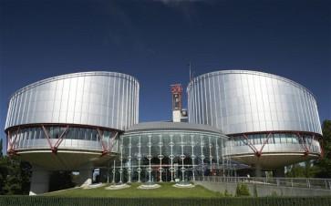 Tòa Án Nhân Quyền Châu Âu, Strasbourg, Pháp. Ảnh: internet