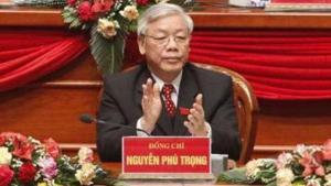 Ông Nguyễn Phú Trọng. Ảnh: Reuters