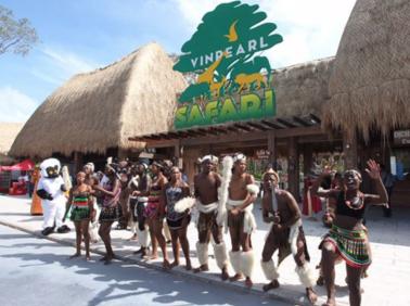 Safari Phú Quốc. Nguồn ảnh: Viet Travel