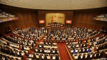 Quốc hội Việt Nam. Ảnh: Reuters.